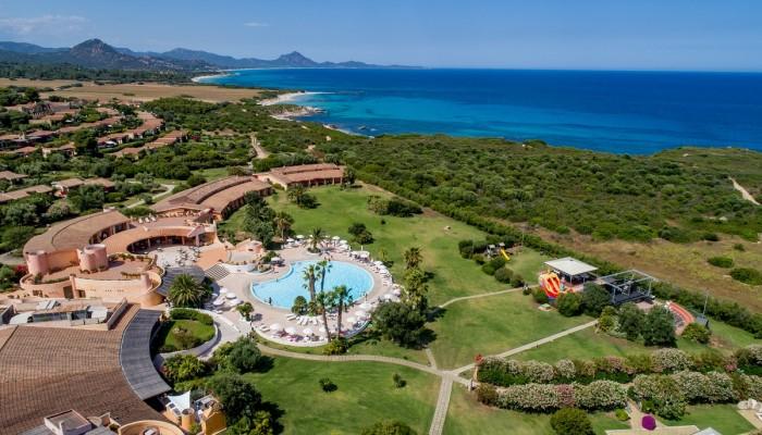 Sant'Elmo Beach Hotel Sardegna