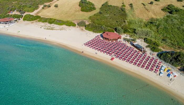 Sant'Elmo Beach Hotel spiaggia costa rei