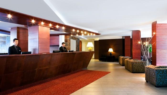 Hotel Sansicario Majestic hall