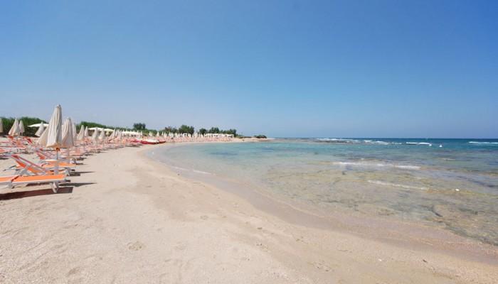 Carovigno Marina spiaggia