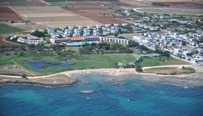 Hotel Club Santa Sabina Carovigno Marina vista