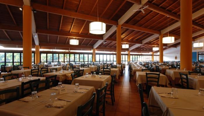 Hotel Santa Sabina ristorante