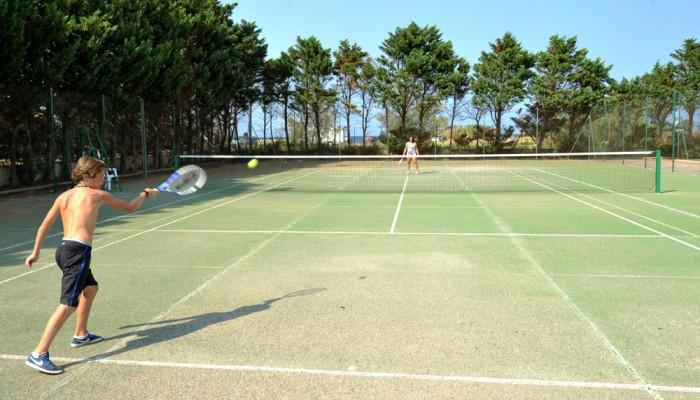 Hotel Club Santa Sabina tennis