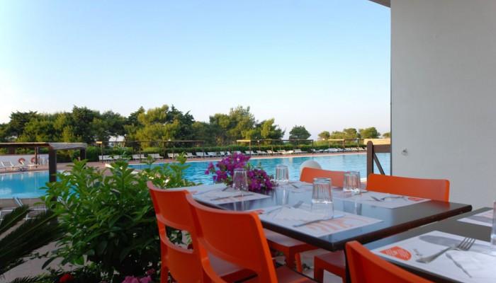Santa Sabina Vvsta piscina