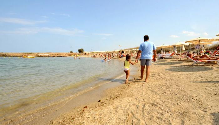 Santa Sabina Carovigno Marina spiaggia