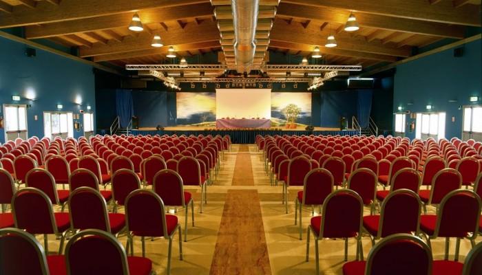 GranSerena Hotel sala conferenze