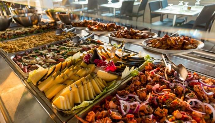 VOI Alimini resort cucina