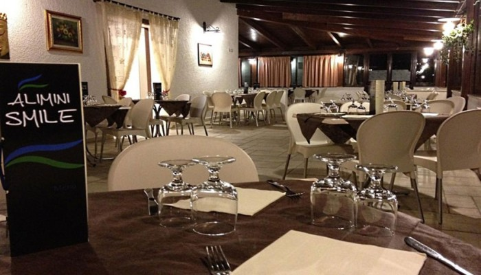 VOI Alimini resort risorante