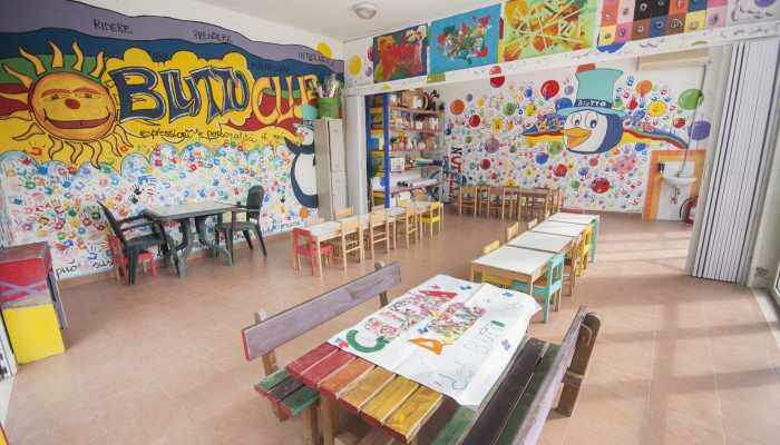 Blu Salento Village miniclub