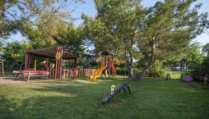 Blu Salento Village parco giochi