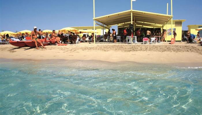 Marina di Ugento spiaggia