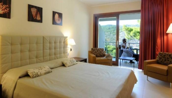 Pugnochiuso resort Hotel del Faro camere