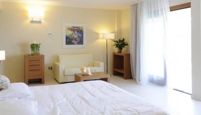 Pugnochiuso resort Hotel del Faro camera
