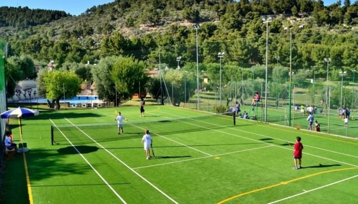 Pugnochiuso resort tennis e calcetto