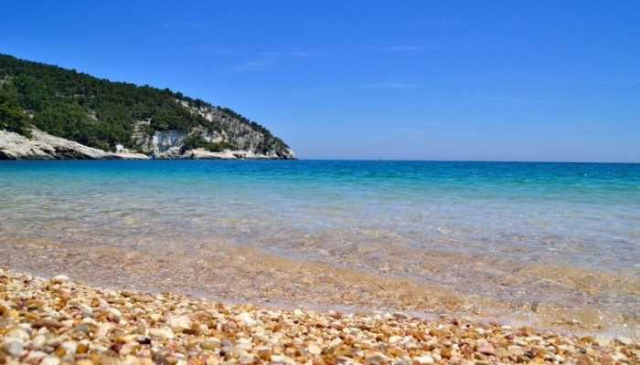 Pugnochiuso resort spiaggia