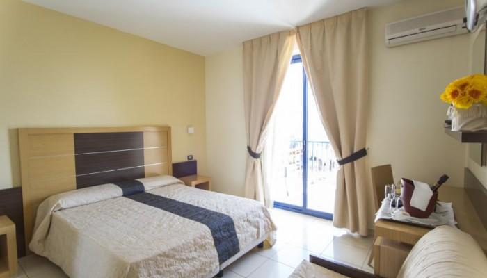 Ticho's Hotel camere