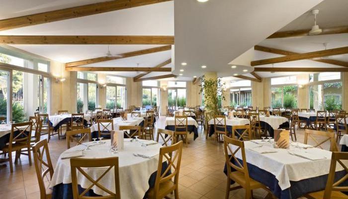 Ti Blu Village ristorante