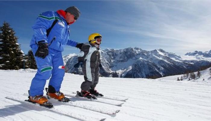 Hotel Solaria scuola di sci