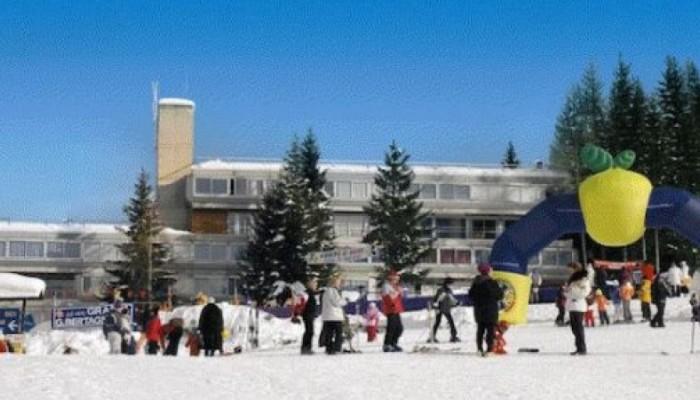 Hotel Solaria vista esterna