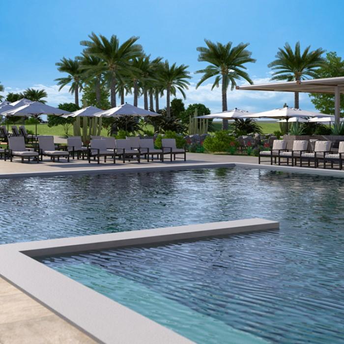Himera Beach Club piscina
