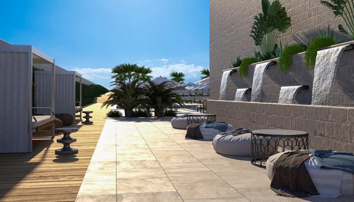 Himera Beach Club vista