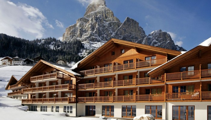 TH Corvara Greif Hotel