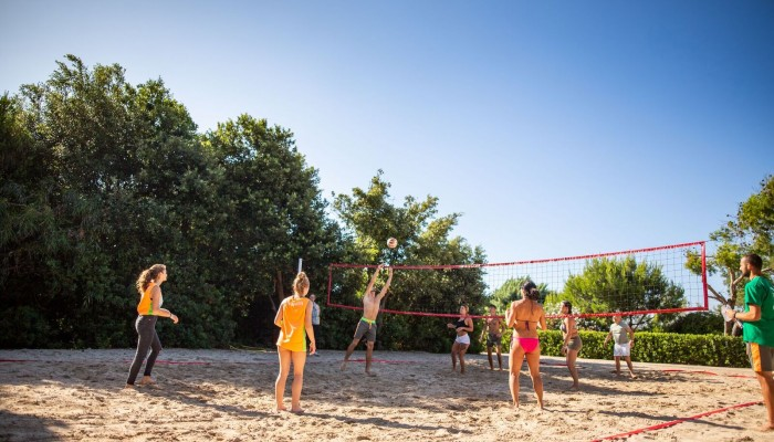 TH Ostuni Marina Village beach volley