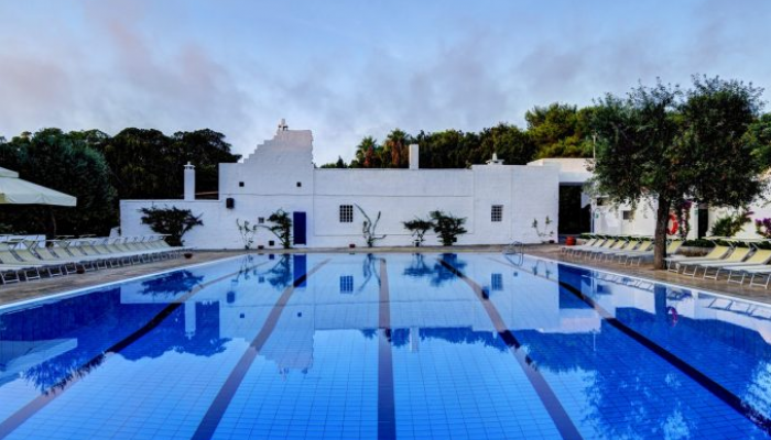 TH Ostuni piscina