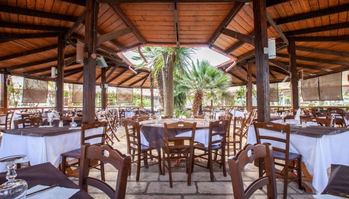 TH Ostuni Marina Village sala ristorante