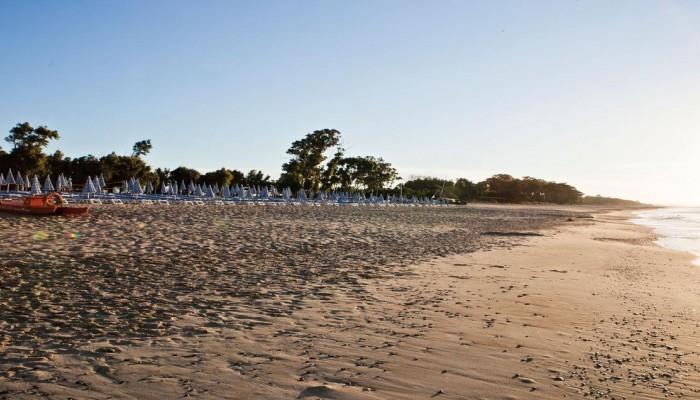 TH Simeri Village spiaggia