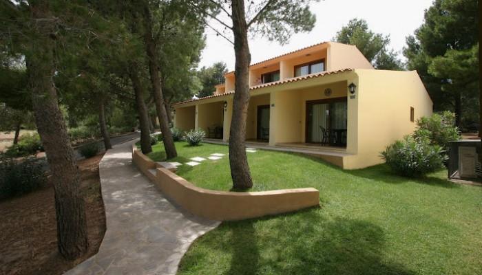 Palmasera Village Resort camera esterno