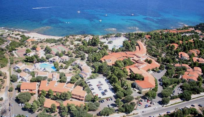 Palmasera Village Resort vista esterno