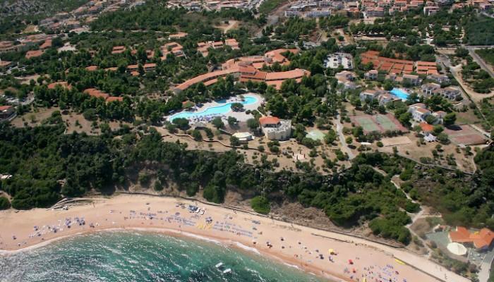 Palmasera Village Resort panoramica