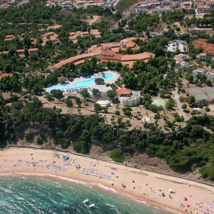 Palmasera Village Resort panoramica