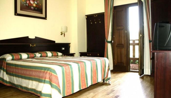 Hotel Giunone Camera