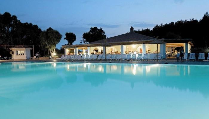 Villaggio l'Oasi Capo Rizzuto piscina