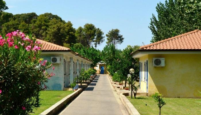 Villaggio l'Oasi Capo Rizzuto alloggi