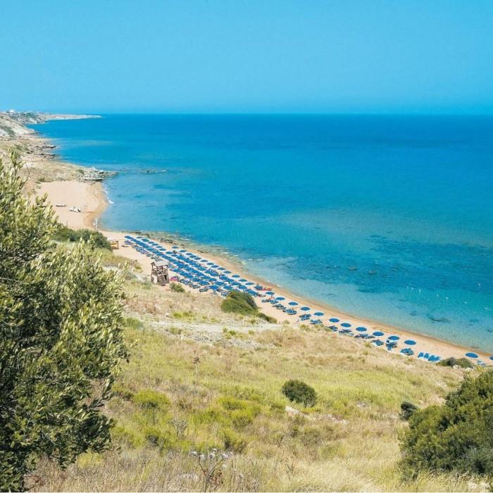 Villaggio l'Oasi Capo Rizzuto spiaggia