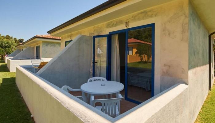 Villaggio l'Oasi Capo Rizzuto camera classic patio