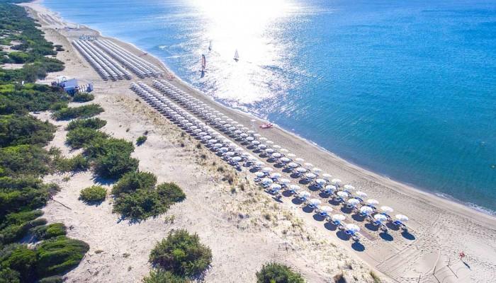 Calanè Village spiaggia
