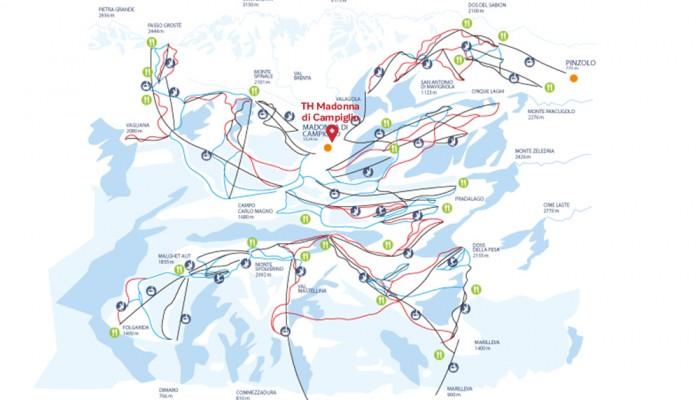 Madonna di Campiglio Ski Area