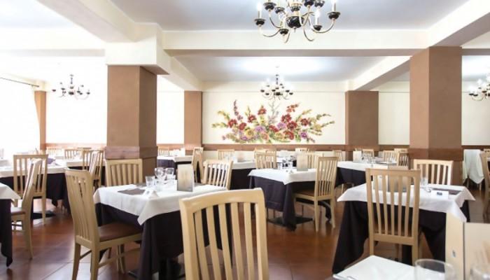 Grand Hotel del Parco ristorante