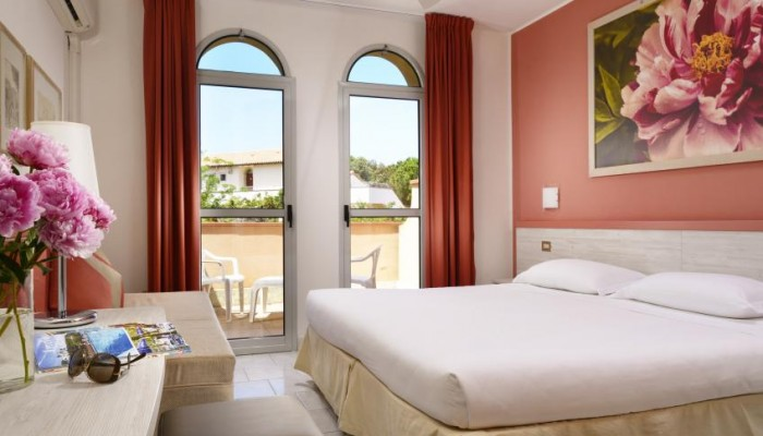 Garden Toscana Resort camera matrimoniale