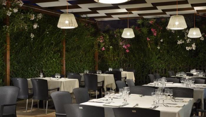 Garden Toscana Resort sala ristorante