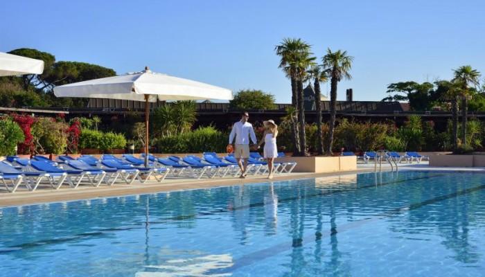 Garden Toscana Resort piscina