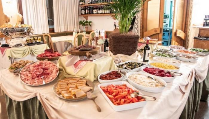 Hotel Sant Anton ristorante
