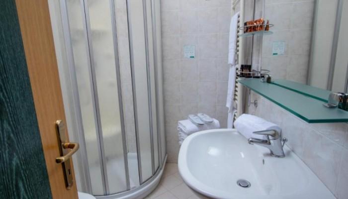 Hotel Sant Anton camera bagno