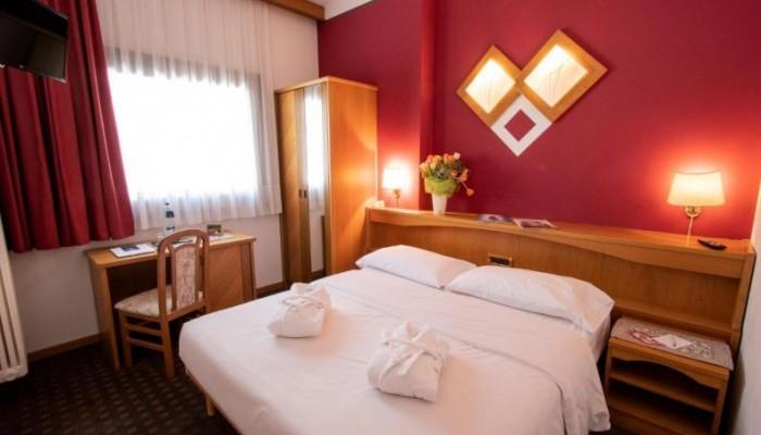 Hotel Sant Anton camera matrimoniale superior