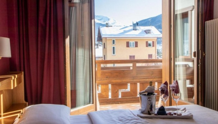 Hotel Sant Anton ristorante Bormio Settimana Bianca