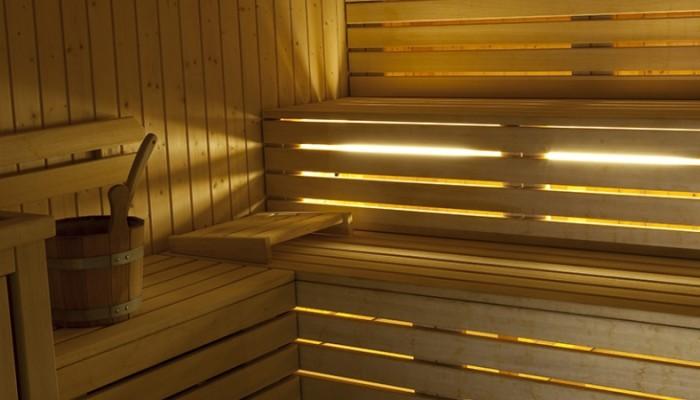 Borgo di Fiuzzi Resort & Spa sauna